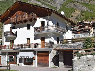 3 bedroom Apartment in Sesoret, Aosta Valley, Italy - 5541084
