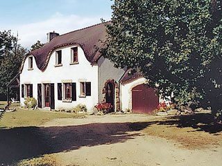 4 bedroom Villa in Locoal, Brittany, France - 5522097