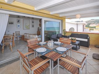 2 bedroom Apartment in Lu Bagnu, Sardinia, Italy : ref 5523382
