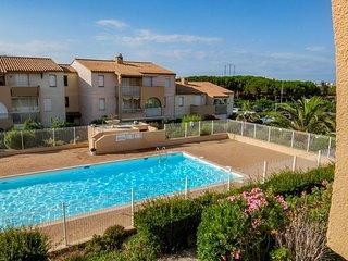 1 bedroom Apartment in Le Cap D'Agde, Occitania, France : ref 5667768