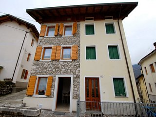 2 bedroom Apartment in Barcis, Friuli Venezia Giulia, Italy : ref 5557915