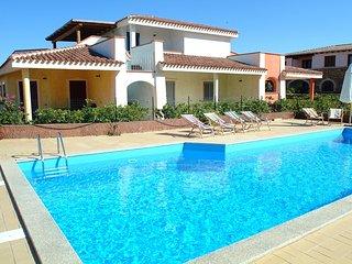 2 bedroom Apartment in Monte Petrosu, Sardinia, Italy : ref 5519071
