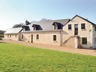 4 bedroom Villa in La Chapelle-aux-Choux, Pays de la Loire, France : ref 5545403