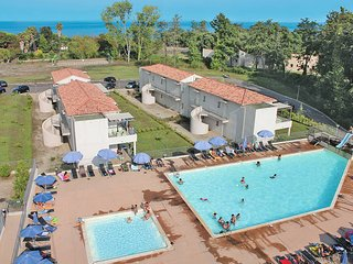 2 bedroom Apartment in Santa-Lucia-di-Moriani, Corsica, France : ref 5440052