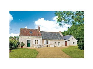 2 bedroom Villa in Linieres-Bouton, Pays de la Loire, France : ref 5565825