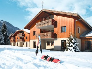 3 bedroom Apartment in Samoens, Auvergne-Rhone-Alpes, France - 5653196