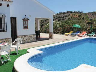 3 bedroom Villa in Árchez, Andalusia, Spain : ref 5534930