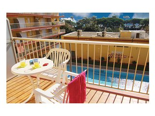 2 bedroom Apartment in Santa Susanna, Catalonia, Spain - 5549890