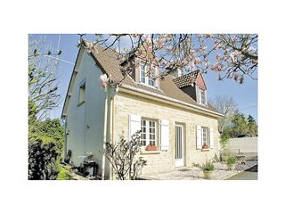 3 bedroom Villa in Blosville, Normandy, France : ref 5565683