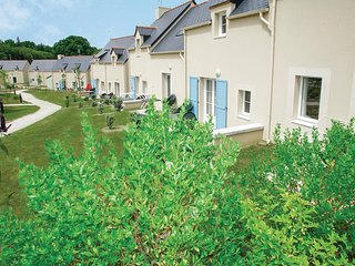 3 bedroom Villa in Le Tronchet, Brittany, France : ref 5549627