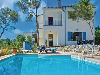 3 bedroom Villa in Portopetro, Balearic Islands, Spain : ref 5534204