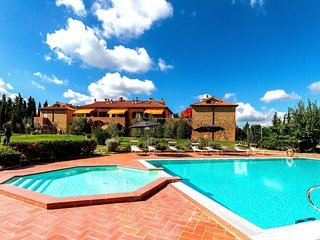 2 bedroom Villa in Sughera, Tuscany, Italy : ref 5311528