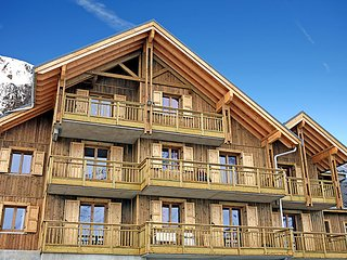 2 bedroom Apartment in Le Molard, Auvergne-Rhone-Alpes, France : ref 5061383