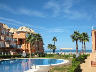 2 bedroom Apartment in Mirarrosa, Valencia, Spain : ref 5554015