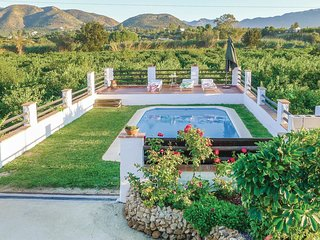 2 bedroom Villa in Cartama, Andalusia, Spain : ref 5551883