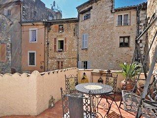 2 bedroom Villa in Vence, Provence-Alpes-Cote d'Azur, France : ref 5539012