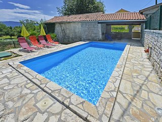2 bedroom Villa in Benazici, Istria, Croatia : ref 5638506