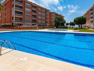 2 bedroom Apartment in La Platja de Calafell, Catalonia, Spain : ref 5630083