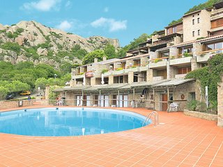 1 bedroom Apartment in Baja Sardinia, Sardinia, Italy : ref 5444519