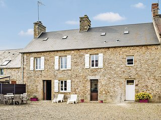 2 bedroom Villa in Pirou, Normandy, France : ref 5533311