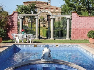 3 bedroom Villa in Setenil de las Bodegas, Andalusia, Spain : ref 5541967