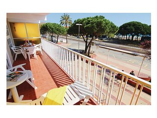 3 bedroom Apartment in Santa Susanna, Catalonia, Spain : ref 5549880