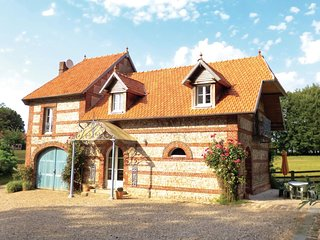 6 bedroom Villa in Cliponville, Normandy, France : ref 5539355