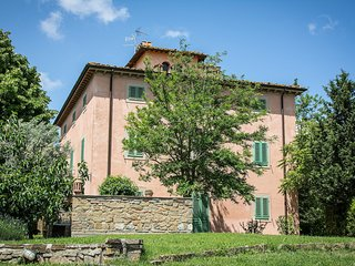 2 bedroom Apartment in Barberino Val d'Elsa, Tuscany, Italy : ref 5561732
