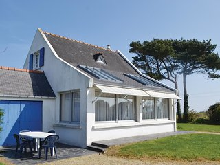 3 bedroom Villa in Chapelle Christ, Brittany, France : ref 5522042