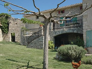 1 bedroom Villa in Sainte-Croix-a-Lauze, Provence-Alpes-Cote d'Azur, France : re