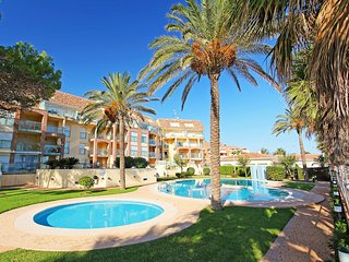 2 bedroom Apartment in Mirarrosa, Valencia, Spain : ref 5556536