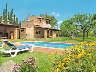 3 bedroom Villa in Lloseta, Balearic Islands, Spain : ref 5441124