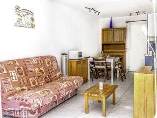 1 bedroom Apartment in Le Cap D'Agde, Occitania, France : ref 5580305