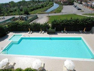 2 bedroom Apartment in Porto Garibaldi, Emilia-Romagna, Italy : ref 5574351