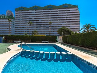 2 bedroom Apartment in Calpe, Valencia, Spain : ref 5047277