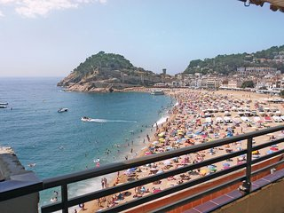 4 bedroom Apartment in Tossa de Mar, Catalonia, Spain : ref 5538679