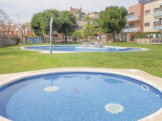 4 bedroom Apartment in Cubelles, Catalonia, Spain : ref 5647684