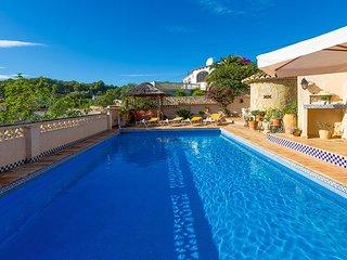 3 bedroom Villa in Benissa, Valencia, Spain : ref 5397931