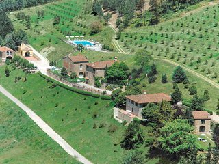 2 bedroom Villa in Dicomano, Tuscany, Italy : ref 5540250