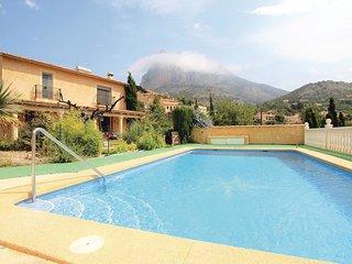 3 bedroom Villa in Finestrat, Region of Valencia, Spain - 5673426