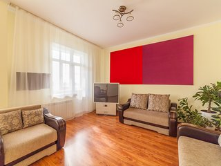 Sunny Spacious apartment in central Astana