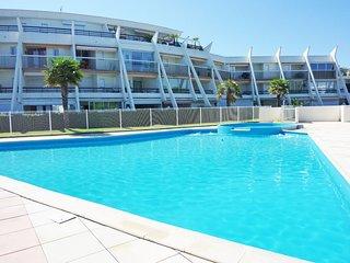 1 bedroom Apartment in La Grande-Motte, Occitania, France : ref 5513868