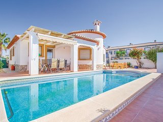 3 bedroom Villa in Setla, Region of Valencia, Spain - 5541992