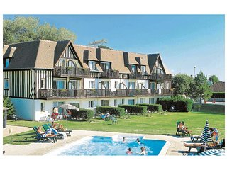 1 bedroom Apartment in Le Hôme-sur-Mer, Normandy, France : ref 5522310