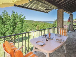 2 bedroom Villa in Bauduen, Provence-Alpes-Cote d'Azur, France : ref 5539074
