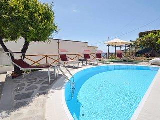 Villa in Praiano ID 554