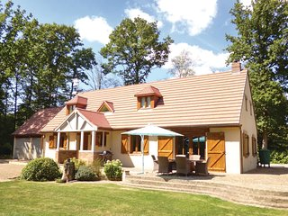 3 bedroom Villa in La Fauvellière, Normandy, France : ref 5539285