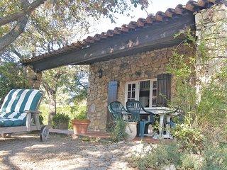 2 bedroom Villa in Grimaud, Provence-Alpes-Cote d'Azur, France : ref 5539052