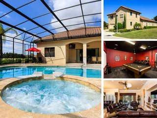 W139 - 6 Br Pool Home With Private Guest Suite