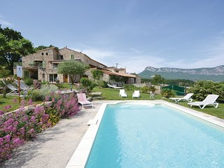 3 bedroom Villa in Soyans, Auvergne-Rhone-Alpes, France : ref 5548185